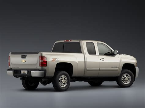 chevrolet extended cab chevrolet silverado 2500hd extended cab 2008 2009 2010