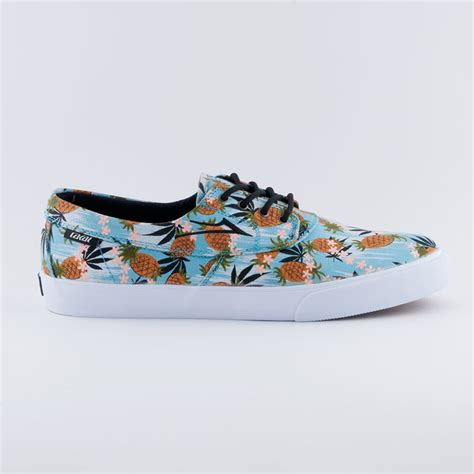 pineapple shoes lakai shoes x ftc camby pineapple sky available at skate