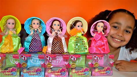 Emco Original Gelato Cupcake Cup Cake Doll princess cupcake transform dolls with scents