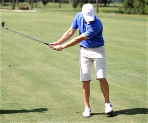 swing the clubhead golf instruction 5 minutes to increase club head speed the key shift your