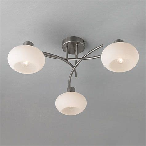 lewis partners elio 3 arm ceiling light living