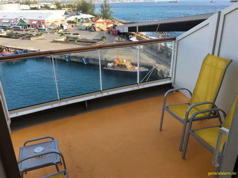 aida kabinen aidadiva 183 kabine 8175 balkon aida und mein schiff