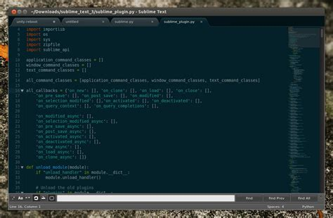 format html with sublime text 2 sublime text 3 beta available for download web upd8