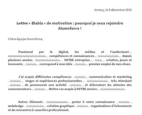 Lettre De Motivation Banque Cdi Ce Dipl 244 M 233 Qui D 233 Croche Un Cdi Avec Une Lettre De Motivation Bluffante Entreprendre Fr
