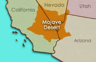 mojave desert california map 20 extraordinary facts about the mojave desert ecosystem