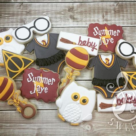 Harry Potter Baby Shower Theme by 399 Best Images About Sugar Cookie Inspiration On