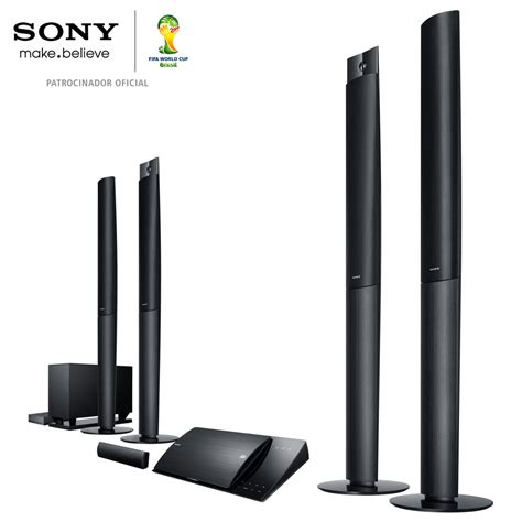 home theater sony bdv n990w 5 1 canais player 3d smart sa 237 da hdmi e entrada usb