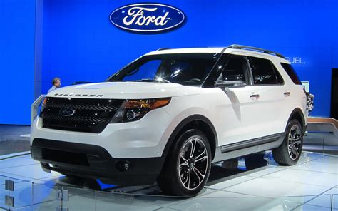 2014 Ford Explorer Sport Review 2014 Ford Explorer Sport Overview Price