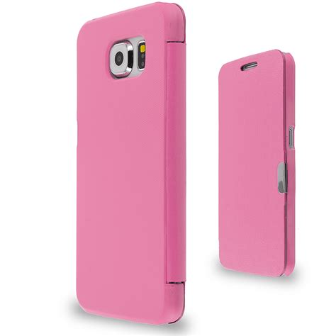 Flip Cover Samsung Galaxy G350e for samsung galaxy s6 wallet flip magnetic closing cover accessory ebay