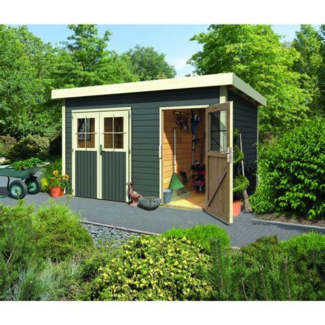 Woodfeeling Gartenhaus