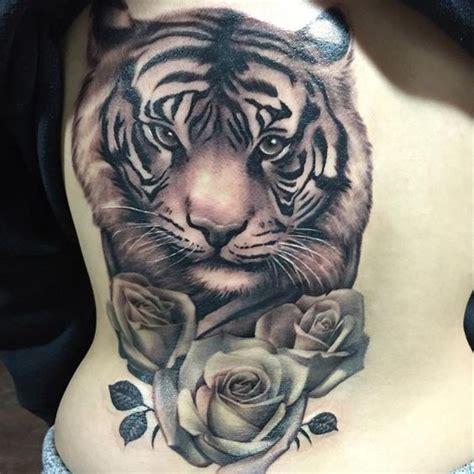 animal tattoo artists toronto chronic ink tattoo toronto tattoo tiger and rose tattoo