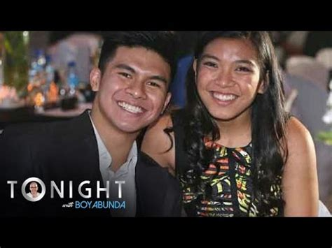 pictures of allysa valdez and his boyfriend kiefer ravena twba is kiefer and alyssa already a couple youtube