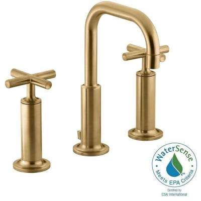 Brushed Gold Bathroom Faucets Bath The Home Depot Brushed Gold Bathroom Faucet