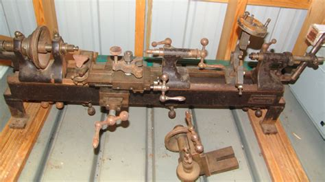german lorch schmidt lathe restoration page