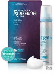 does rogaine foam for women work picture women s foam 1 count women s rogaine 174