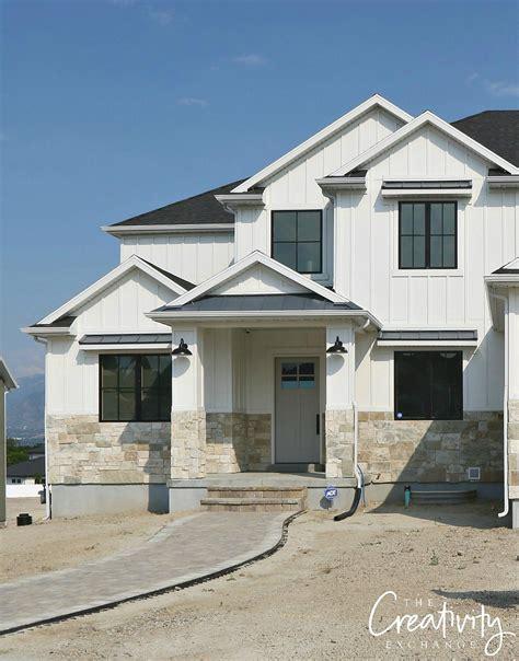modern farmhouse elevations how modern farmhouse exteriors are evolving