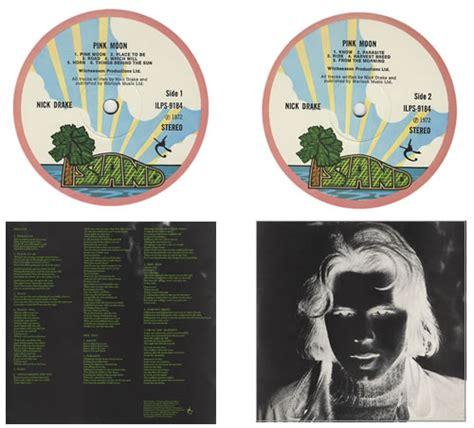 Lp Littel Things Pink nick pink moon uk vinyl lp album lp record 257616