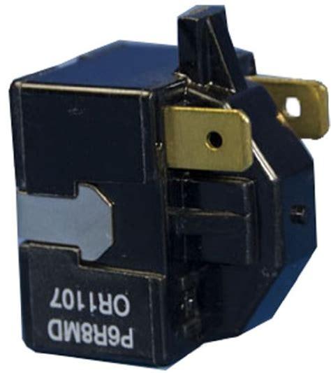 Kompresor Freezer Lg start relay refrigerator dehumidier compressor ptc 6 8 ohm