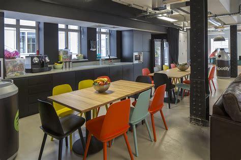 spotifys fashionable london office officelovin