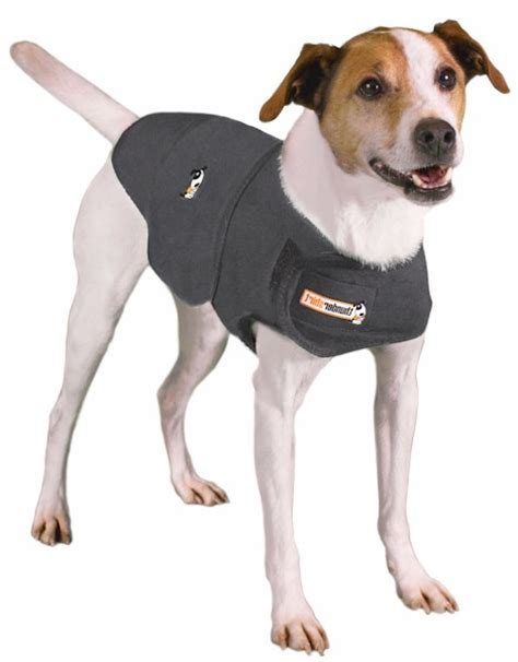 thunder shirts for dogs thundershirt calming coat for dogs with anxiety