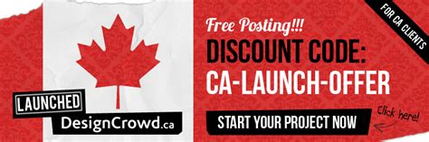 designcrowd project free project posting for canadian businesses