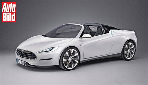 New Tesla Model R by Tesla Roadster Successor To Forerun Electric City Car