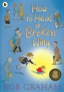 heal  broken wing reading australia