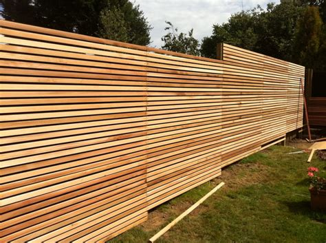 Modern Garden Fencing Ideas Shed Exterior Thoughts On Pinterest Timber Cladding Facades And Sheds