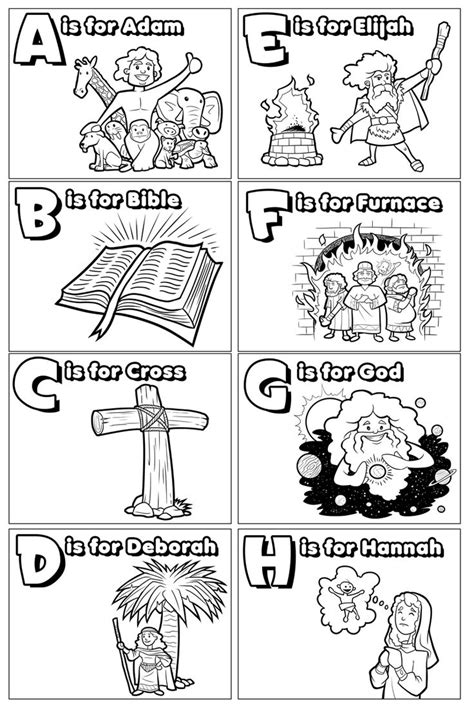 religious alphabet coloring pages 342 best bible story coloring pages images on pinterest