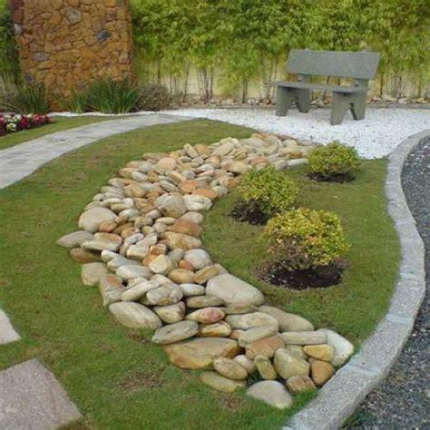 como decorar jardins pequenos pedras como decorar jardins pedras passo a passo