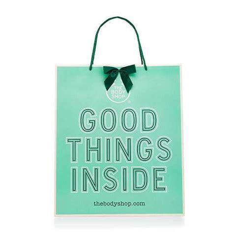 Gift Bag The Shop medium gift bag