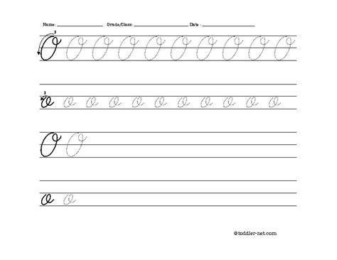 Cursive Letters Printable Worksheet by P How To Write An P In Cursive Cursive Alphabet