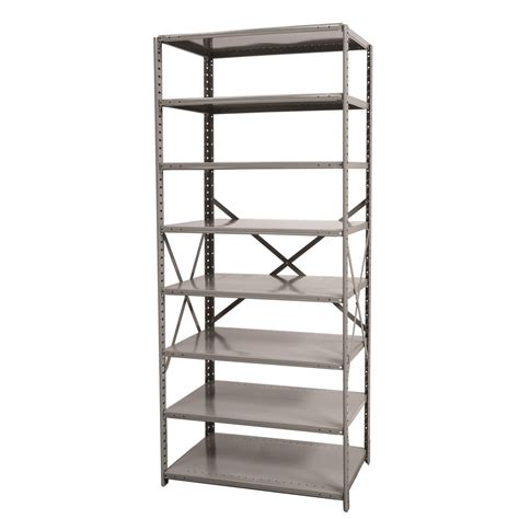 open shelving starter unit medium duty model 13