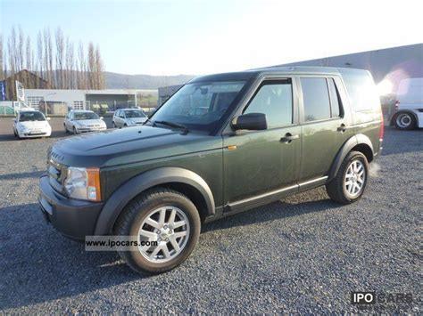 automobile air conditioning service 2008 land rover discovery regenerative braking 2008 land rover discovery td 6 air suspension towbar car photo and specs