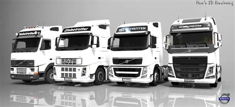 volvo truck series decade of the volvo fh series trucksim org