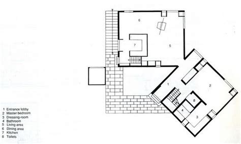 louis kahn floor plans architechnophilia house of the week 71 norman fisher house