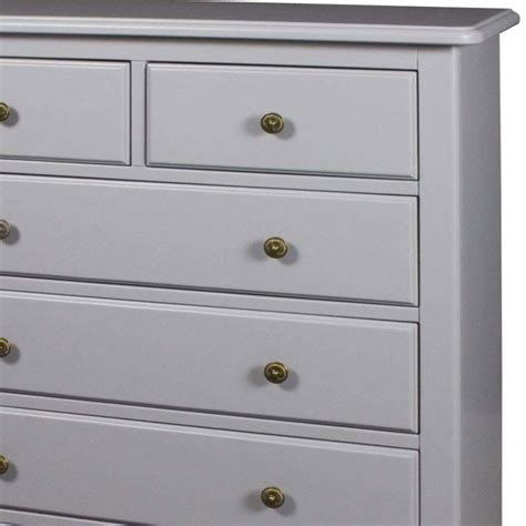 Grey Chest Of Drawers by Amelia Grey Range 2 4 Chest Of Drawers Melody Maison 174