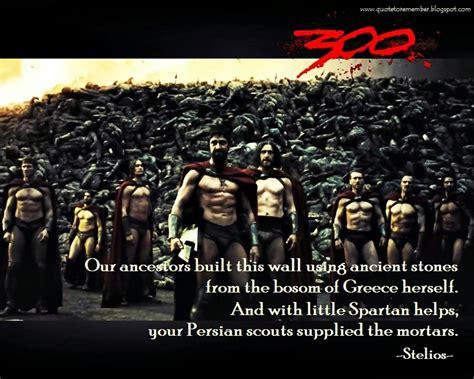 film quotes from 300 300 spartans quotes quotesgram