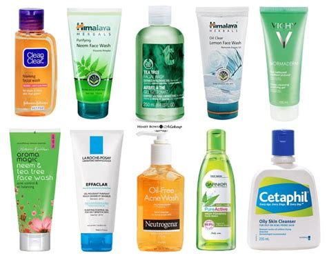 Acnes Facewash best wash for acne prone skin pimples in india top