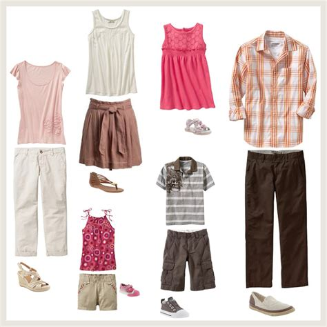 clothing themes for photography family photos clothing ideas spring summer t elle