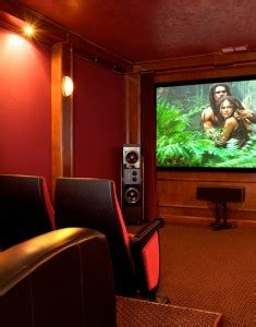home theater design nj we design and build a home theater installation in new