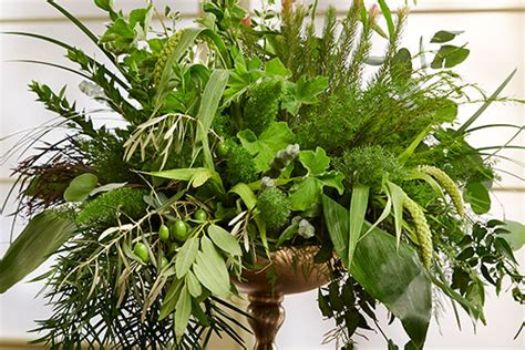 how to arrange flowers in the house best home news ll creating an all foliage bouquet using chicken wire
