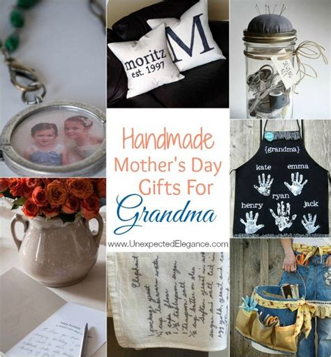 Handmade Day Gifts - handmade s day gifts for elegance