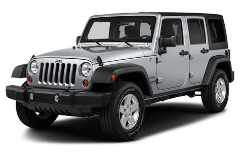 New Jeep Wrangler 2017 New 2017 Jeep Wrangler Unlimited Price Photos Reviews