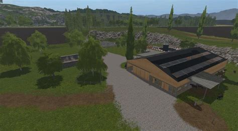 fs17 cowshed for installation by ge v 1 0 farming