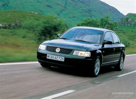 volkswagen passat 1996 1997 1998 1999 2000 autoevolution