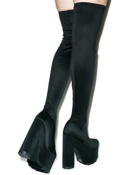 walking in thigh high boots dress walking casual designer shoes for dolls