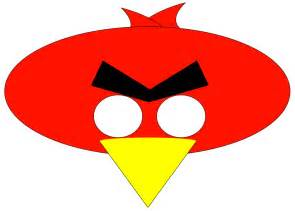 ohio slo template angry birds free printable masks oh my in