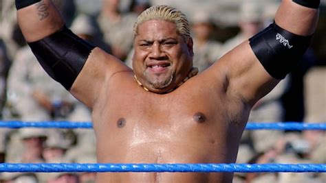 rock and roman reigns rikishi says there s one way wwe can save roman reigns