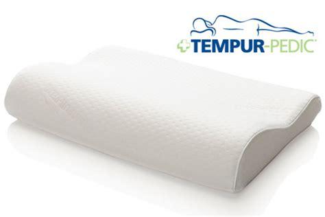 Tempur Pedic Small Neck Pillow by Tempur Millennium Large Memory Foam Pillow Bed